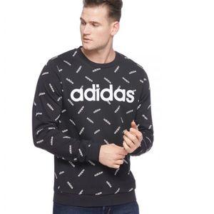 Adidas Crew Neck Long Sleeves Sweatshirt